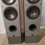 DALI IKON7 3way speaker systems (pair)