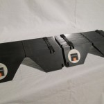 JBL 2308 horn diffusers / lens (pair)