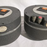 JBL 2421B 1inch (25mm) exit HF transducers (pair)