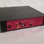 Olasonic CD1 CD transport + D/A converterer