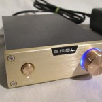 S.M.S.L. SA-98E(Gold) stereo power amplifier