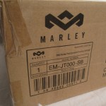 MARLEY STIR IT UP TURNTABLE (EM-JT000-SB・NIB)
