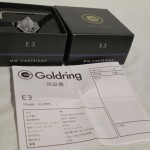 GOLDLING E3 MM phono cartridge