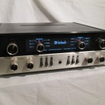 McIntosh C22 tube stereo preamplifier (re-issuie 2011 ver.)