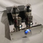 EK Japan TU-873 tube integrated amplifier (kit complated)