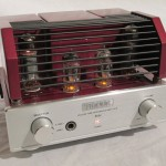 Triode Ruby tube stereo integrated amplifier