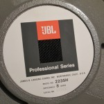 JBL 2235H 15inch LF transducers (pair)