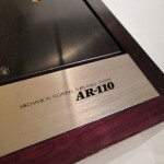 Audio Craft AR-110 + SME 3009SⅡ analog disc player