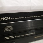 DENON DCD-1700 CD player