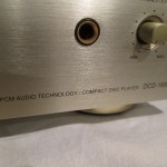 DENON DCD-1650AZ CD player