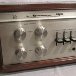 LUXMAN SQ38FD tube integrated amplifier