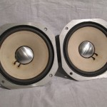 JBL LE8T 8inch full-range transducers (pair)