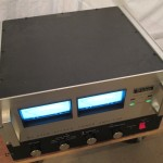 McIntosh MC2500(silver) stereo power amplifier