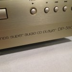 Accuphase DP-560 SACD/CD player