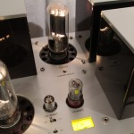 Triode TRX-M845 tube monaural power amplifiers (pair)