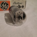 General Electric 6L6GC beam power pentode (1pcs)