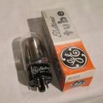 General Electric 6L6GC beam power pentode (1pcs)