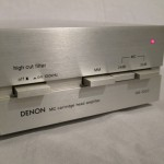 DENON HA-1000 MC cartridge head amplifier