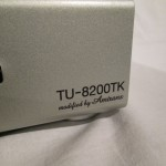 StereoSound(EK Japan) TU-8200TK tube stereo amplifier modified by Amtrans