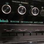 McIntosh MA6200 integrated stereo amplifier
