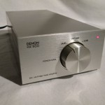 DENON HA-500 MC cartridge head amplifier