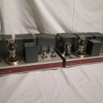Luxman MB-300 tube monaural power amplifiers (pair)