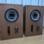 altec 620J 2way coaxial speaker systems (pair)
