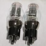 International 5U4G full-wave hi-vacuum rectifier NOS/NIB (pair)