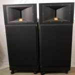 JBL 2441+2235H 2way speaker systems (pair)