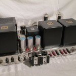 tama sound GS-240ZG tube stereo power amplifier