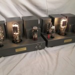 SUNVALLEY SV-38T tube monaural power amplifiers (pair)