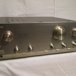 SANSUI AU-α607NRAⅡ integrated stereo amplifier