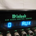 McIntosh C46 stereo preamplifier