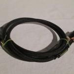 SAEC SL-5000 RCA line cables 0.7m pair