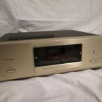 Accuphase DP-100 + DC-101 SACD/CD transport + D/A conerter