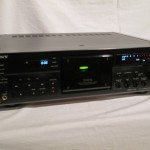 SONY TC-K333ESL audio tape recorder