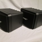 BOSE 101AD full-range speakers (pair)