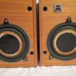 Celestion UL6 2way + 1 passive speaker systems (pair)