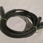 BELDEN 8423 XLR line cables 1.5m (pair)