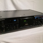 SONY TC-K555ESL audio tape recorder