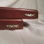 TAOC SCB-CS60/2 audio bards (2pcs)