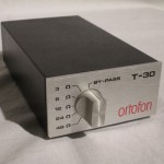 ortofon T-30 MC step-up transformer