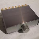 Fortissimo Audio F-3G speaker selector