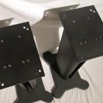 B&W FS700 speaker stands (pair)