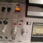 SONY TC-7660 open-reel tape recorder