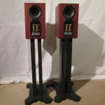 B&W CM1(RN) + FS700 2way speaker systems (pair)