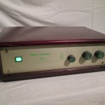 Shindo Laboratory model 604S tube stereo preamplifier