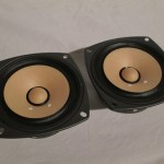 FOSTEX FE103En full-range transducers (pair)