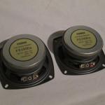 FOSTEX FE103En full-range transducers (pair)