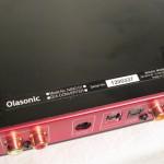 Olasonic NANO-D1(Black) D/A converter